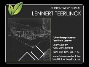 Tuinontwerp Bureau Teerlinck Lennert
